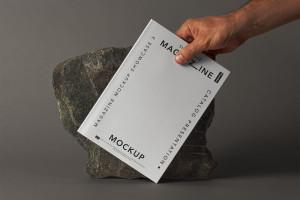 PSD Kitap Mockup Tasarımı