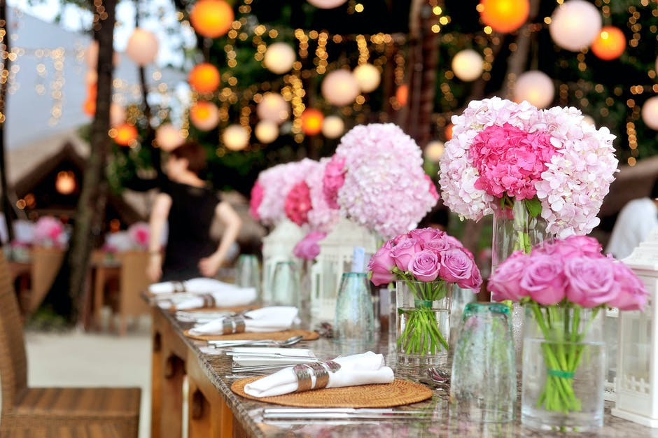 Düğün / Nişan Davetli Masası