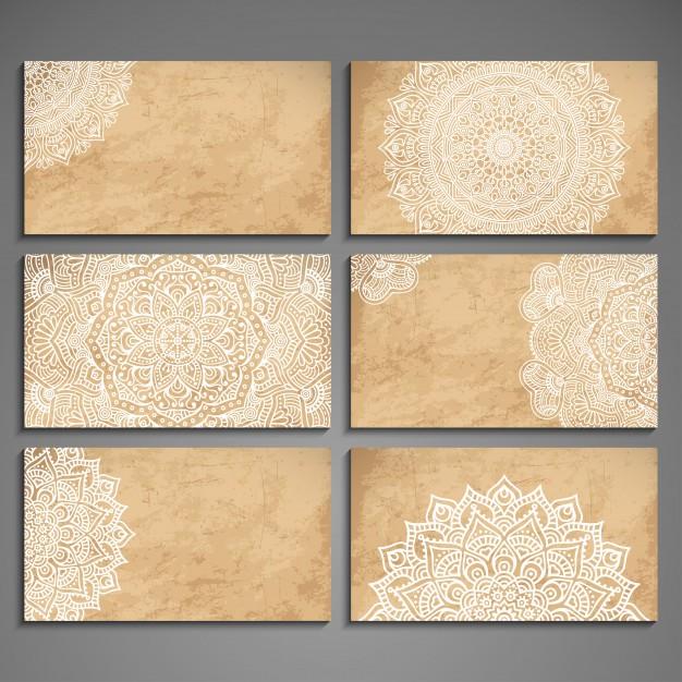 Vektörel Osmanlı Motif Tasarımları