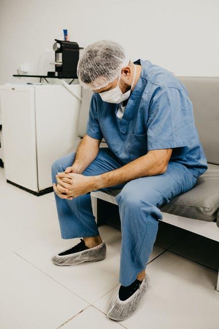 Yorgun Doktor