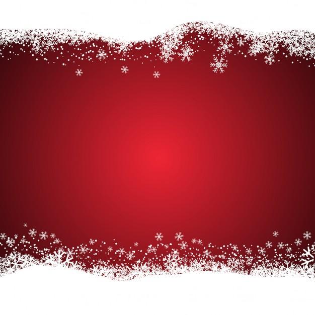 Vektörel Yılbaşı Kırmızı Arkaplan