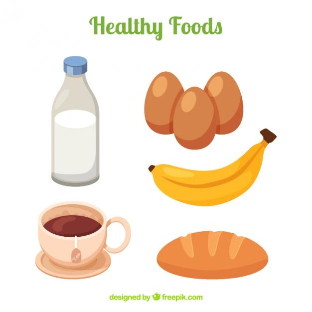 Vektörel Gıdalar