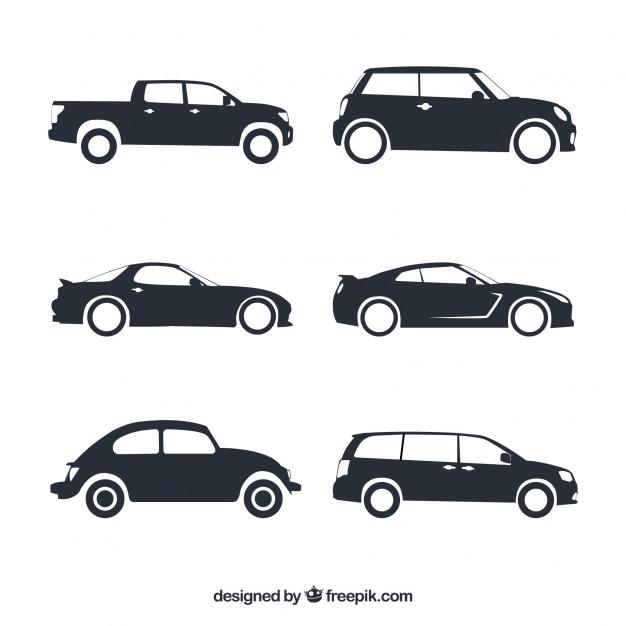 Vektörel Muhteşem Araba Çizimleri