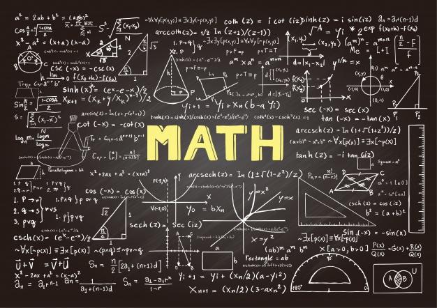 Vektörel Kara Tahta Matematik
