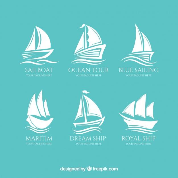 Vektörel Gemi Logoları