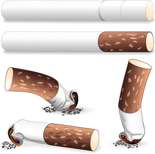 Vektörel Sigara