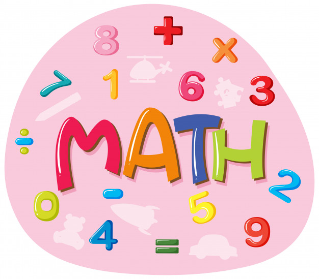 Vektörel Matematik Sticker