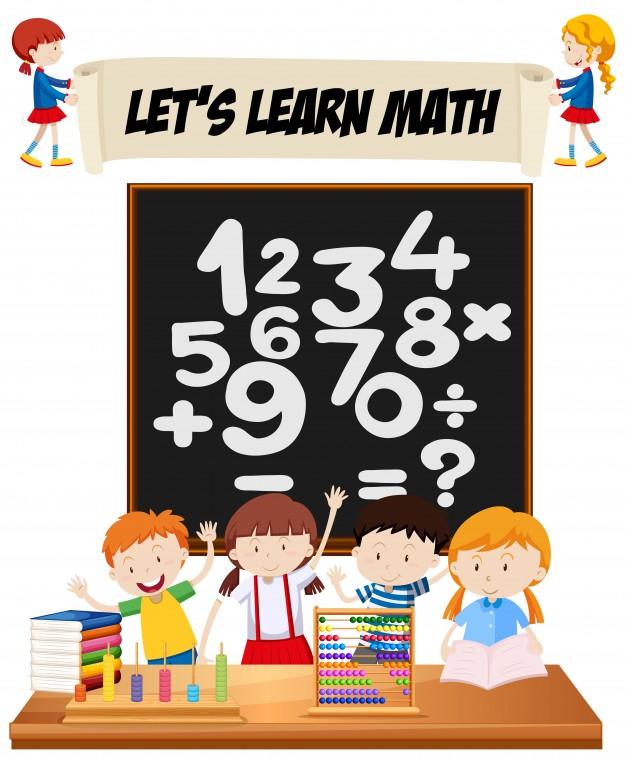 Vektörel Matematik Öğrenen Öğrenciler