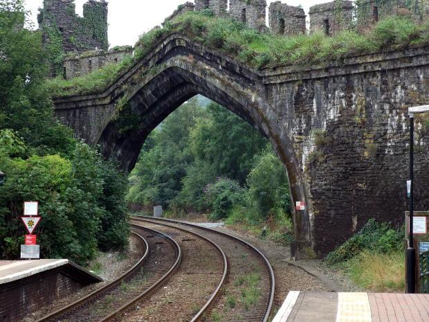 Köprü ve Tren Yolu