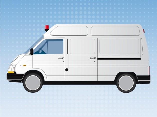 Vektörel Ambulans