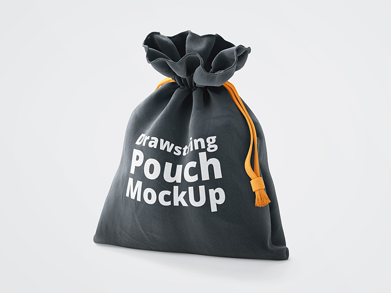 İpli Çanta Mockup