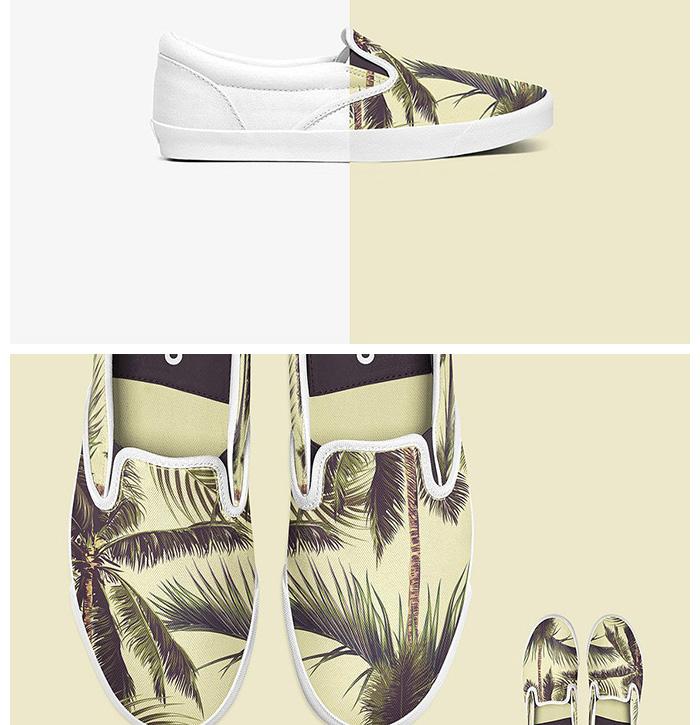 Snaker Ayakkabı Mockup Tasarımı