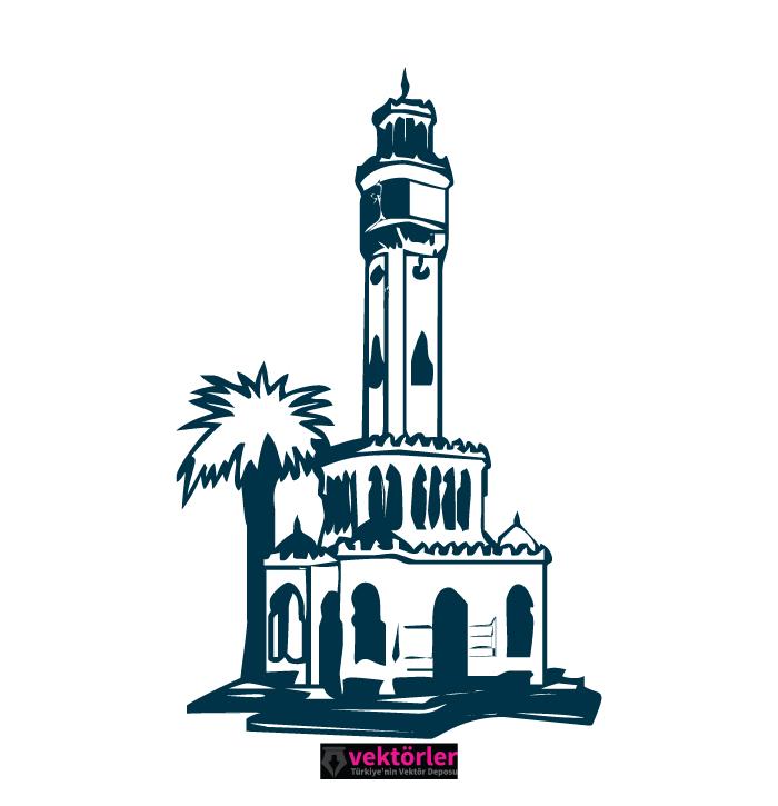 Vektörel İzmir Büyükşehir Belediyesi