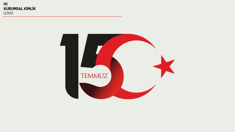 Vektörel 15 Temmuz Logosu