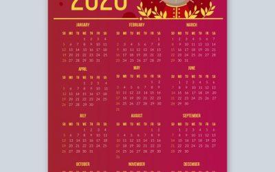 vektorel-2020-fareli-takvim-tasarimi