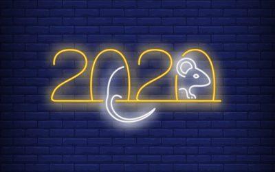 vektorel-2020-neon-logo