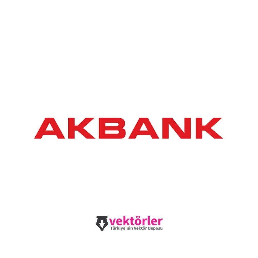 Vektörel Akbank Logo