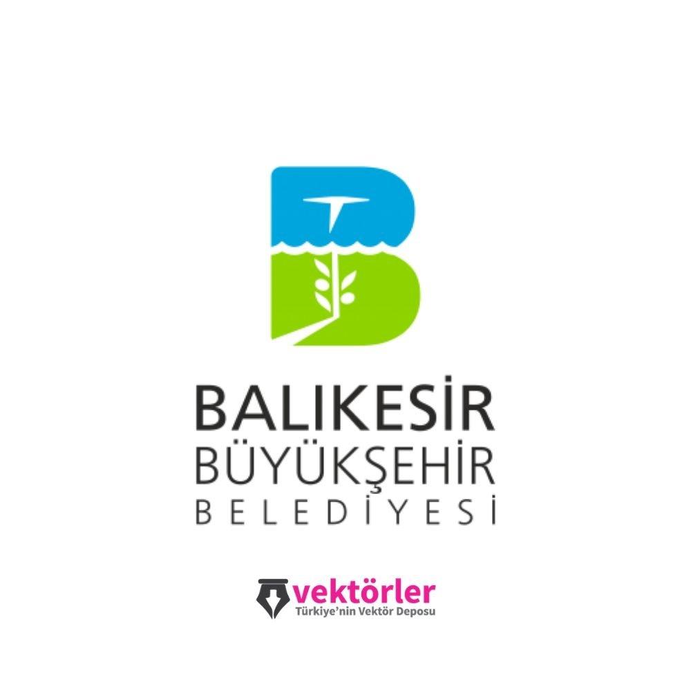 Vektörel Balıkesir Büyükşehir Belediyesi Logo