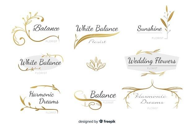 Vektörel Davetiye Logoları